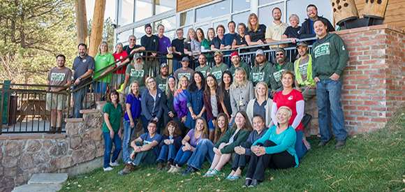 Evergreen Park & Recreation District Staff Photo