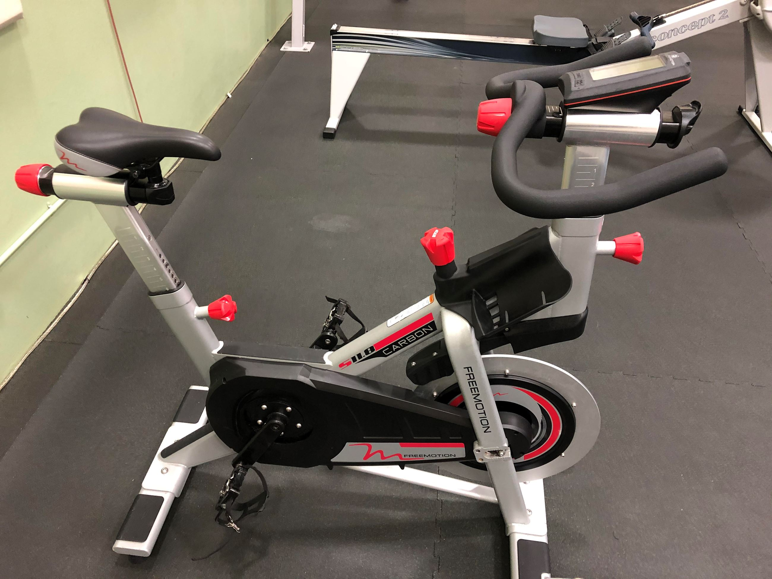 picture of stationary bike