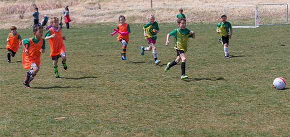YOUTH SOCCER | Evergreen Park and Recreation, CO