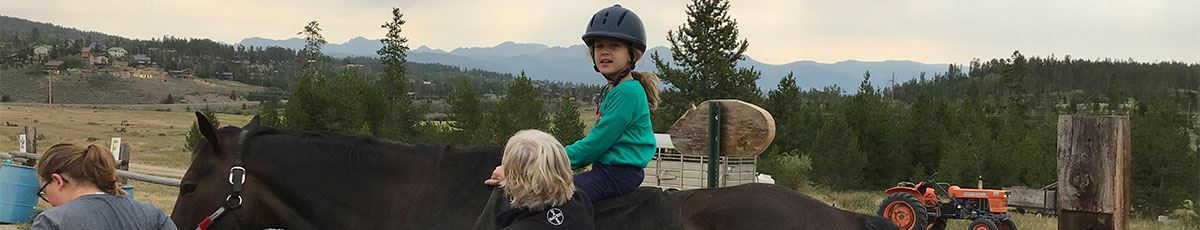 INSPIRE Camp horse riding