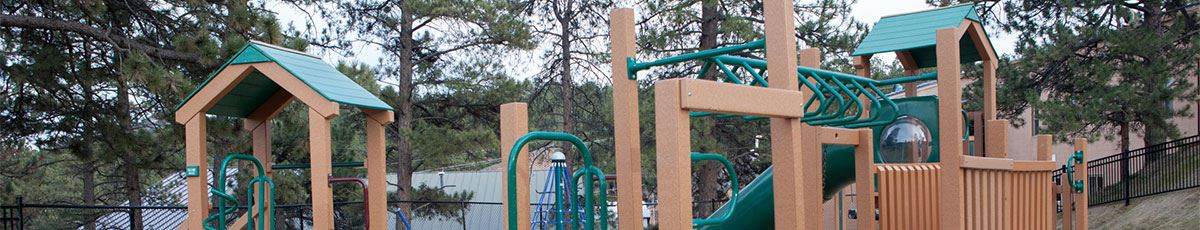 Wulf Park playground equipment